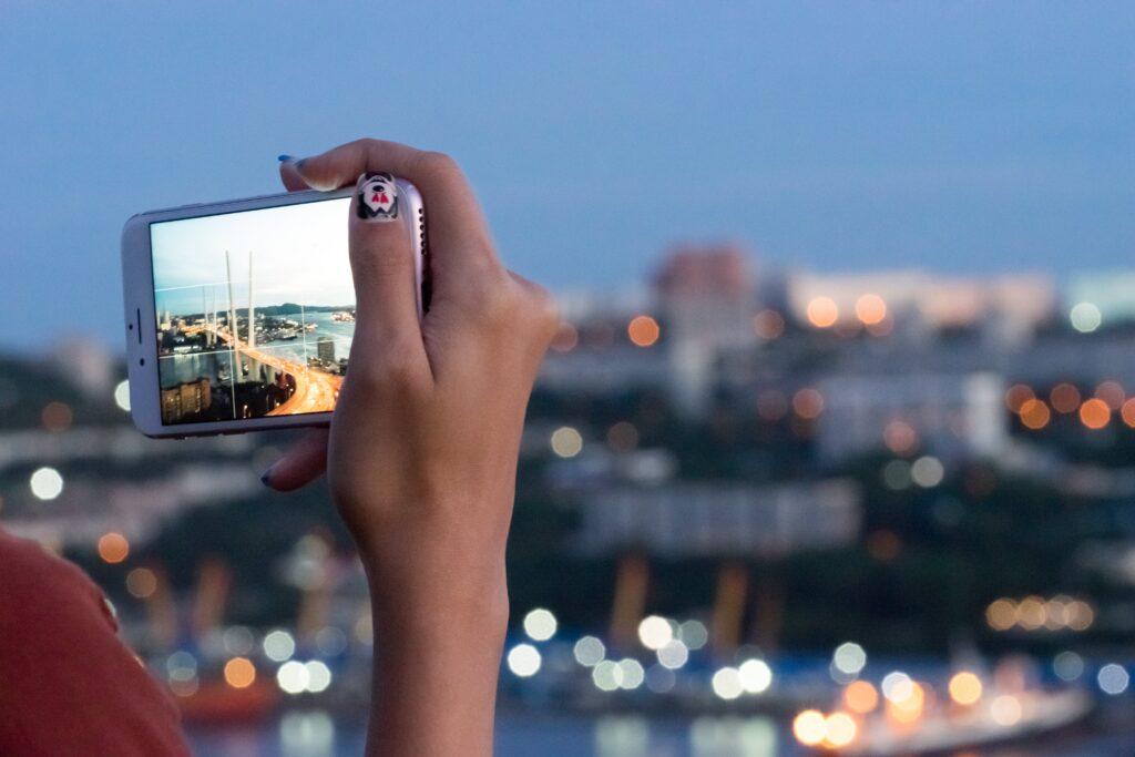 najlepszy smartfon z aparatem